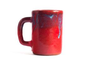 Rote Tasse