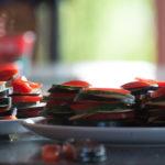 Gemüsestapel Ratatouille
