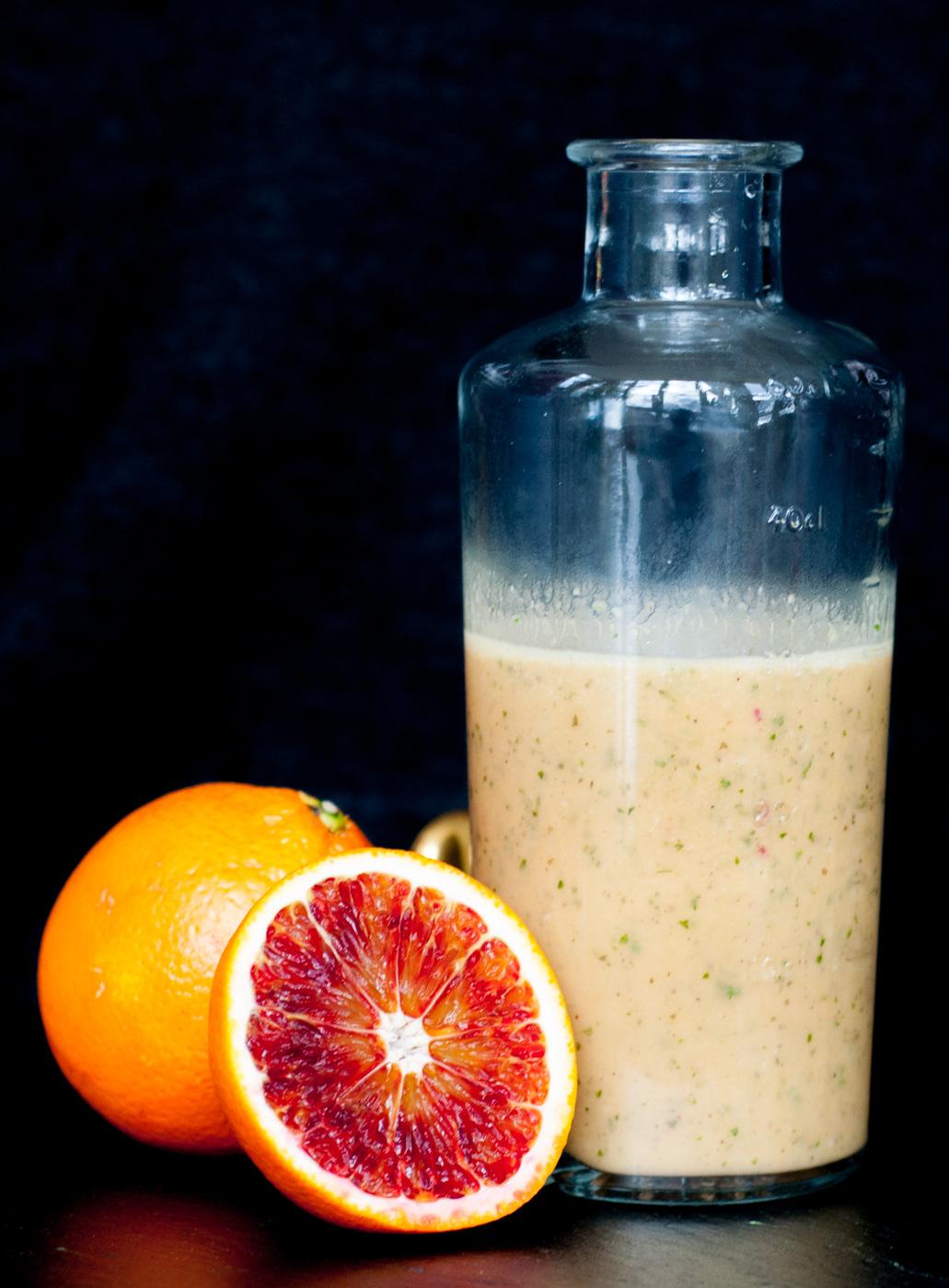 Orangendressing